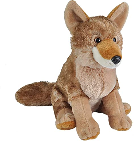 Wild Republic Cuddlekins Coyote