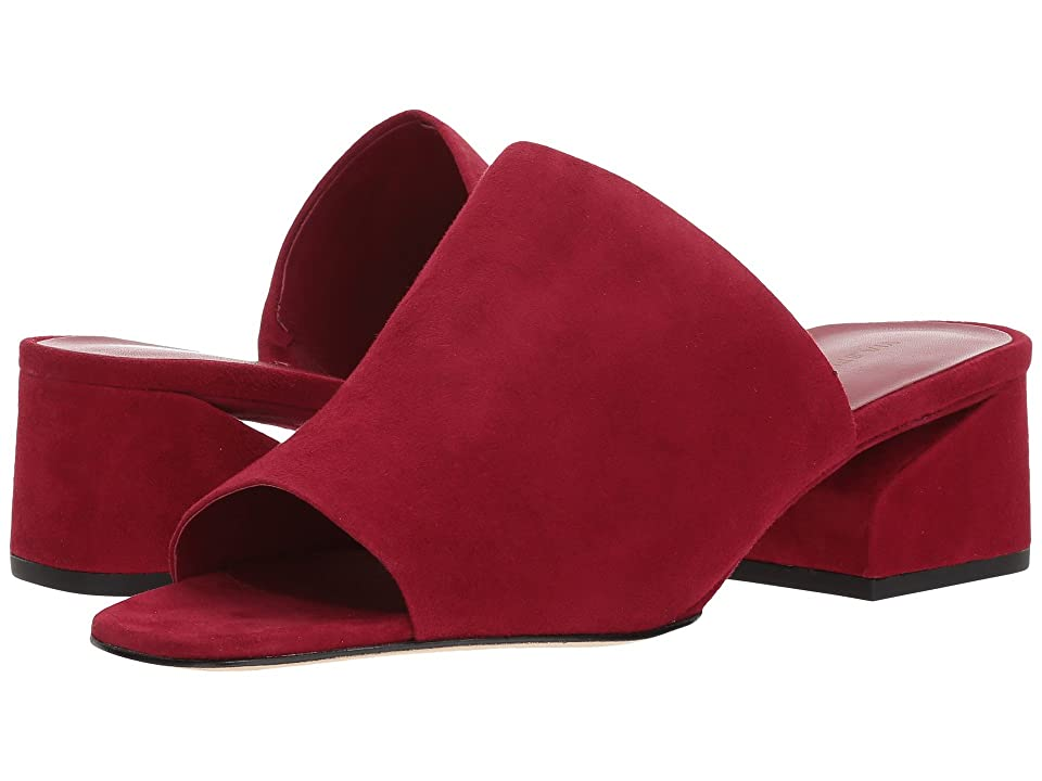 Via Spiga Porter (Ruby Suede) Women