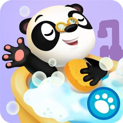 Dr. Panda Bath Time