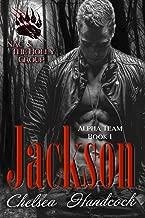 Jackson: NAC & The Holly Group (Alpha Team Book 1)