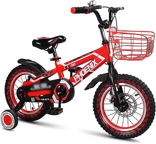 servicio honesto Bicicletas infantiles MAZHONG Bicicletas Bicicletas Bicicletas Estabilizadores 12  14  16  18 , rojo, azul, naranja, amarillo en Muchos Tamaños  barato