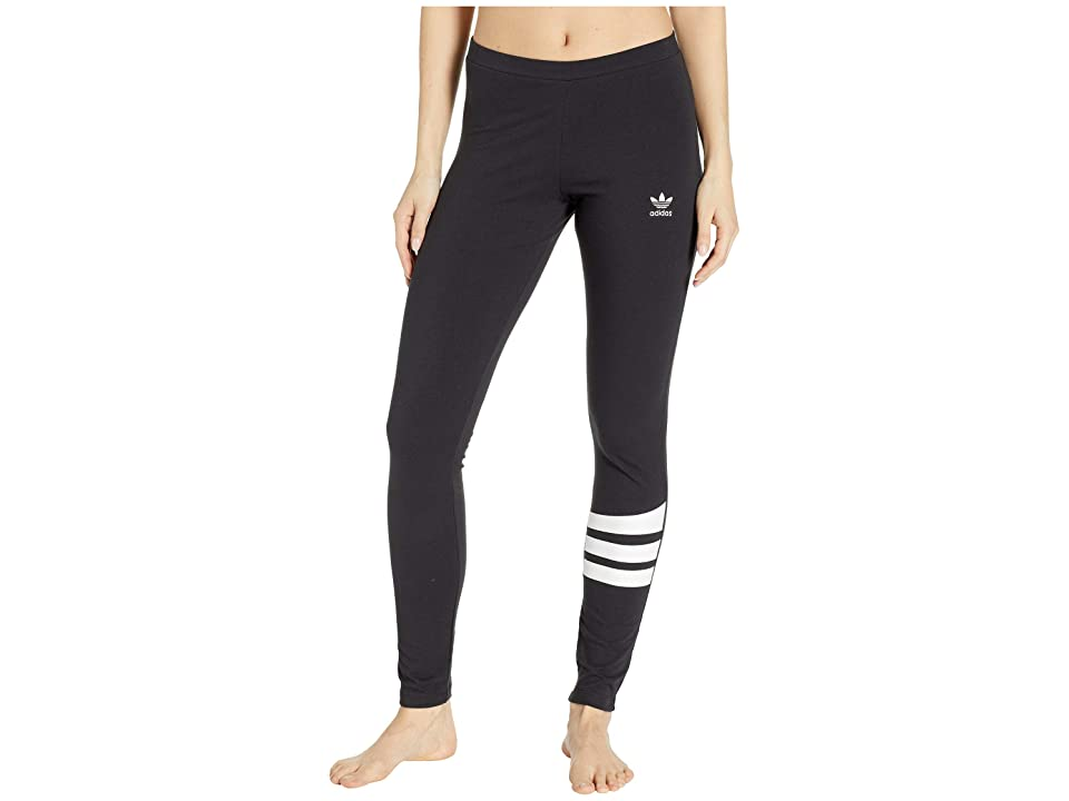 adidas Originals Originals Tights (Black/White) Women