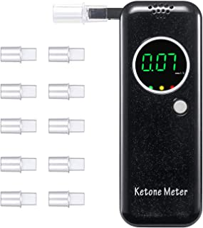 Portable Ketone Meter Provides Digital Readings for People's Ketosis Content in Breath