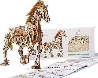 Mechanical Horse Puzzle