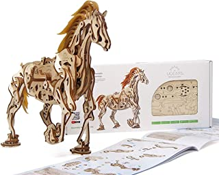 Mechanical Horse Puzzle