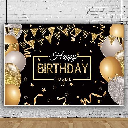 Geburtstagsdeko Prost auf 21 Jahre Banner Willkommen Veranda Zeichen f/ür Frauen Mann 21 Geburtstag Party Dekorationen Schwarz und Gold HOWAF 21 Alles Gute zum Geburtstag Banner