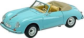 Schuco 450031100 1:18 Scale Porsche 356A Cabrio Model Car