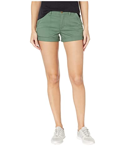 Toad&Co Touchstone Camp Shorts (Duck Green) Women