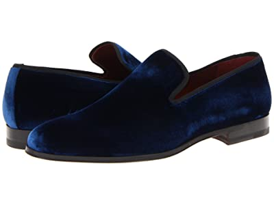 Magnanni Dorio (Blue Velvet) Men