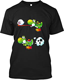 Super-Smash-bros-Ultimate-Farting-Yoshi-t-Shirt-Men-Women-Kids-Game
