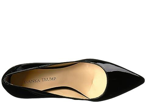 Una PatentBlack Natural Black Ivanka Trump SuedeDark f6xqwWYU
