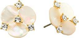 Disco Pansy Large Studs Earrings