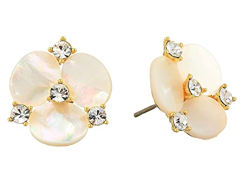 Kate Spade New York Disco Pansy Large Studs Earrings
