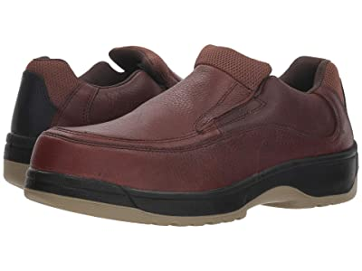 Florsheim Work Lucky (Dark Brown) Men