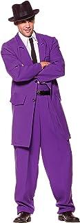 Underwraps Costumes Men's Zoot Suit Mobster Costume
