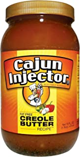 Cajun Injector 16 Ounce Creole Butter Marinade