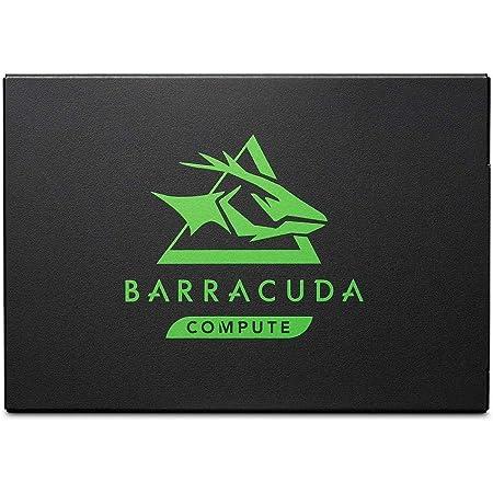"Seagate SSD 1TB BarraCuda 120 SSD PS4動作確認済 5年保証 2.5"" 内蔵SSD SATA 3D TLC 国内正規代理店品 ZA1000CM1A003"