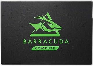 "Seagate SSD 500GB BarraCuda 120 PS4動作確認済 5年保証 2.5"" 内蔵SSD 3DTLC SATA 国内正規代理店品 ZA500CM1A003"