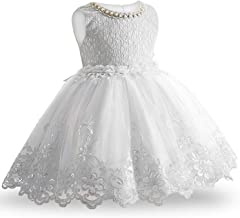 New Lace Baby Girl Dress 9M-24M 1 Year Clothes Baby Girls Birthday Dresses Vestido First Birthday Girl Party Princess Dress