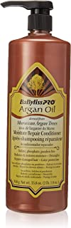 BaBylissPRO BaBylissPRO Argan Oil Moisture Repair Conditioner for Unisex 33 oz Conditioner, 973 g