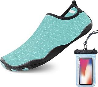 Bopika Barefoot Running Shoes Water Sports Shoes Quick-Dry Aqua Shoes for Women Men