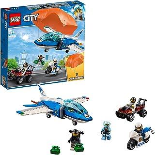 LEGO City - Police Policía Aérea: Arresto del