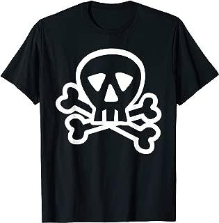 Skull with crossed bones T-Shirt
