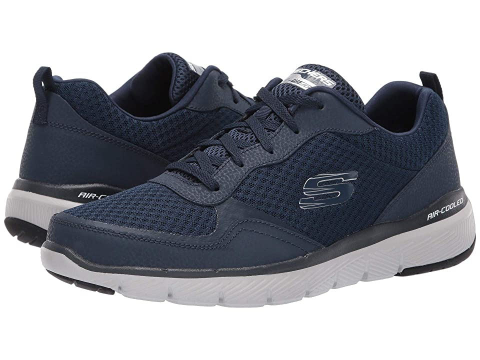 SKECHERS Flex Advantage 3.0 (Navy) Men