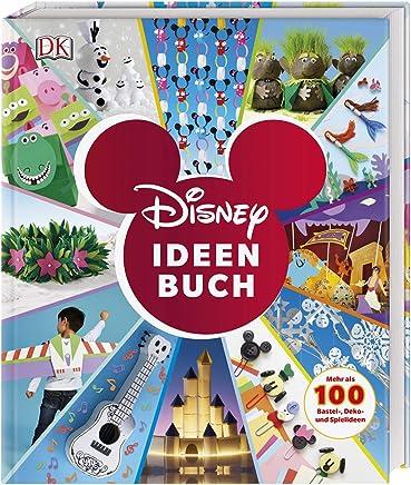 Disney Ideen Buch ehr als 100 Bastel Deko und SpielideenElizabeth Dowsett
