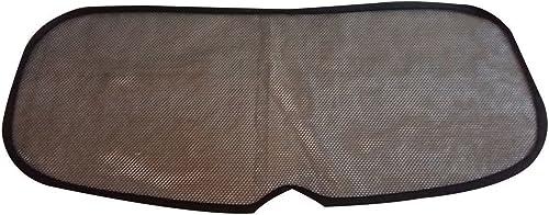 Hi Art Black Car Rear Window Sunshade/Curtain 1pc Compatible with Maruti Suzuki Celerio