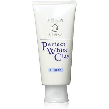 洗顔専科 パーフェクトホワイトクレイ 洗顔料 120g