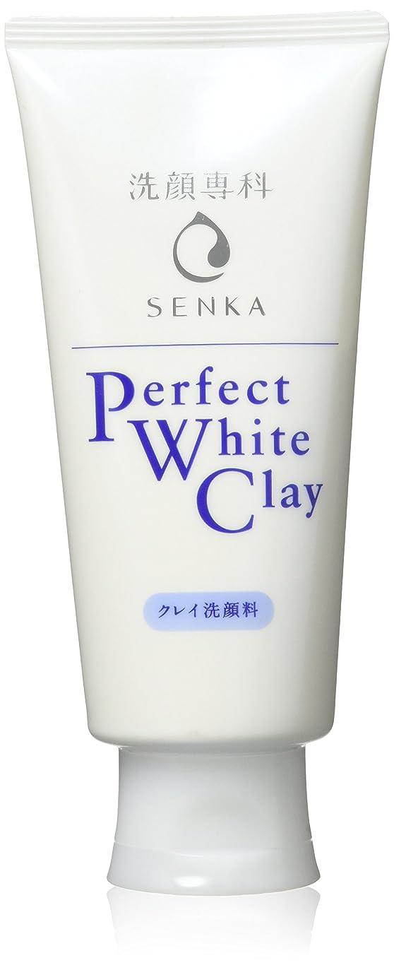 コマンド平和なテロ洗顔専科 パーフェクトホワイトクレイ 洗顔料 120g