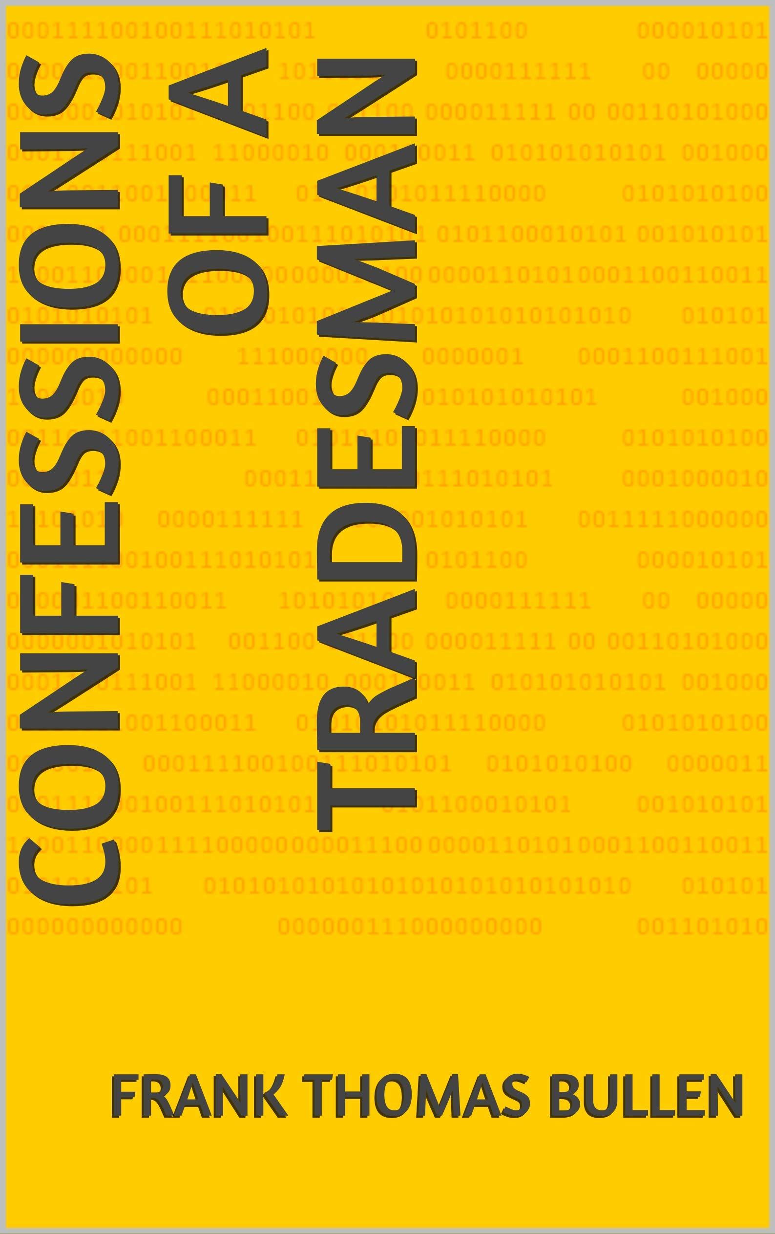 Confessions of a Tradesman