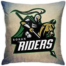 Grance-Ra Rohan Riders Team Logo Velvet Pillowcase