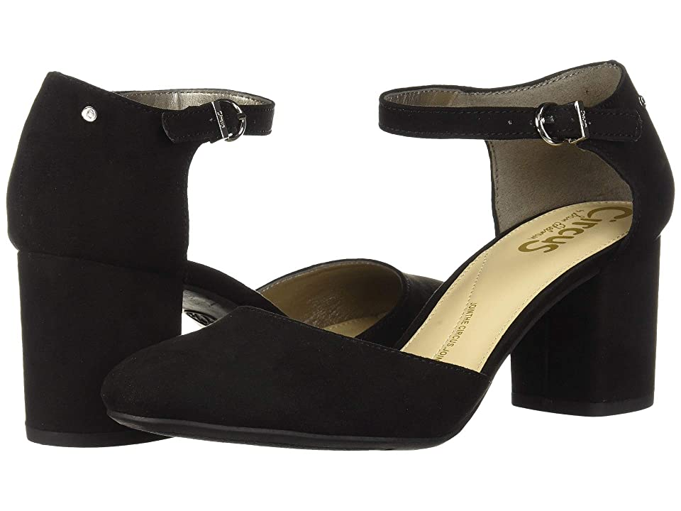 Circus by Sam Edelman Joelle (Black Microsuede) Women