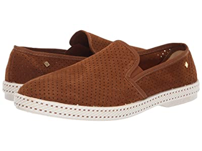 Rivieras Sultan 30 Slip-On (Medium Brown) Men