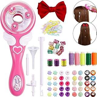 SimLim Easy Hair DIY Automatic Hair Braider Styling Tool Electric Hair Twister Hairstyle Tool Beauty Fashion Salon Kit اسباب بازی برای هدایای دختر نوجوان