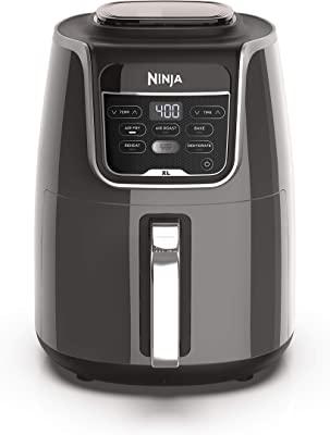 Ninja AF150AMZ Freidora de aire XL con asado, hornear, recalentar y deshidratar
