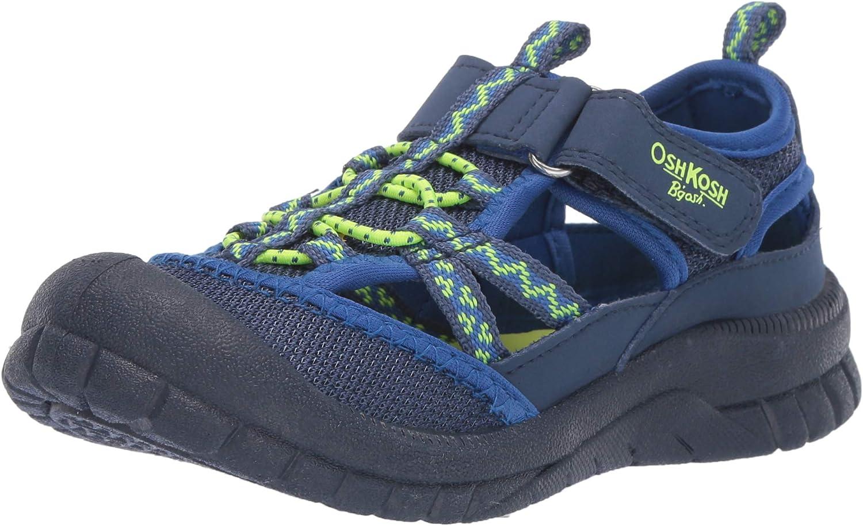 OshKosh B'Gosh Unisex-Child BAX Limited time trial price Sandal Athletic Boy's Minneapolis Mall Bumptoe
