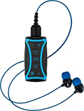 H2O Audio Stream 2 100% Waterproof MP3 Music Player with Bluetooth and Underwater Headphones for Swimming Laps, Watersport... photo