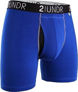 2Undr Men's Swing Shift Blue/Blue underwear XL Blue/Blue
