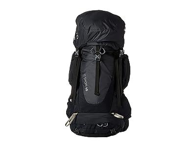 Kelty Coyote 65 Backpack (Black) Backpack Bags
