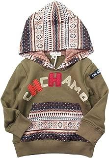 《秋冬春适用》 CHILD CHAMP 带毛圈布训练服 NO.C-271074 [対象] 48ヶ月 ~ GR 100