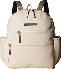 Matte Leatherette Ace Backpack