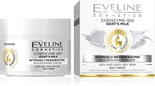 EVELINE COENZYME Q10 & GOAT MILK INTENSELY REGENERATING NOURISHING CREAM 50ML (2265)