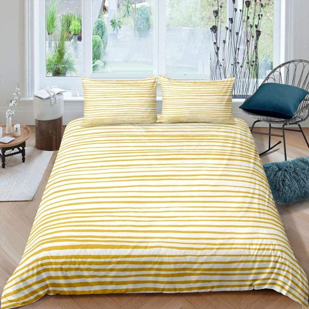 AWDDDER Industry No. 1 Duvet Cover Set 3 Manufacturer regenerated product Pieces Size King Double Bed Single for