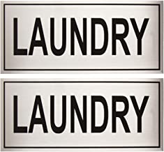 Best guest laundry sign Reviews