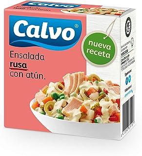 Calvo Ensalada Rusa con Atún, 150g