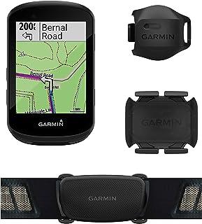 Garmin Edge 530 Pack GPS Mano Ciclismo, Unisex Adulto, Negro(Negro), Talla Única