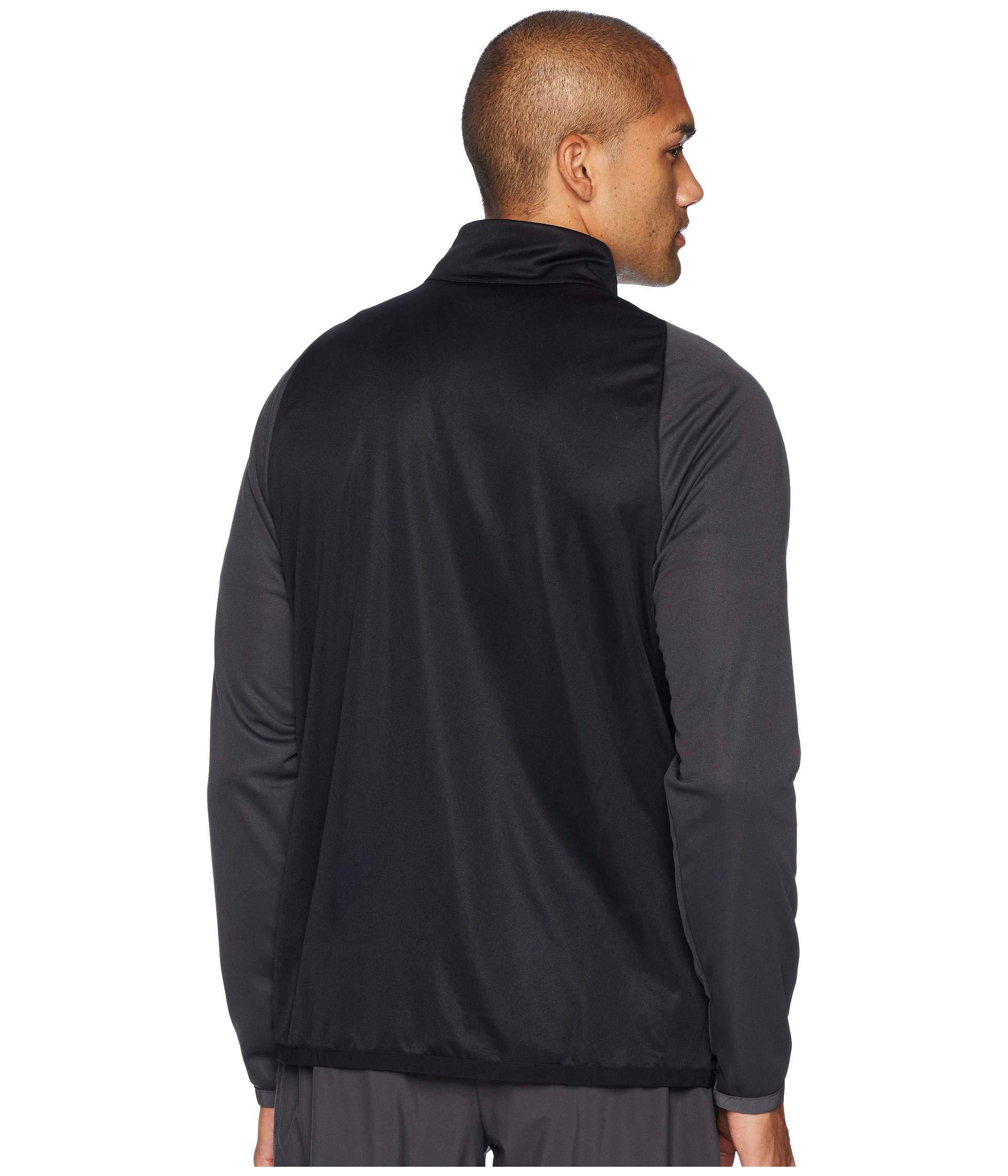 Knit Nike Epic Hematite Jacket Black anthracite metallic aqOAqBv